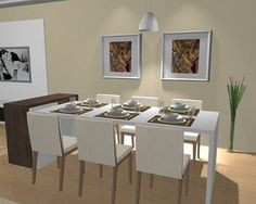 #Mesa jantar