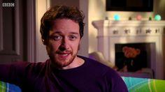 James McAvoy - BBC CBeebies Bedtime Stories - Wee Granny's Magic Bag