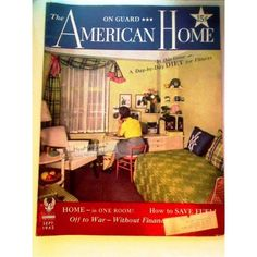 American Home Magazine, September 1942 | $26.78