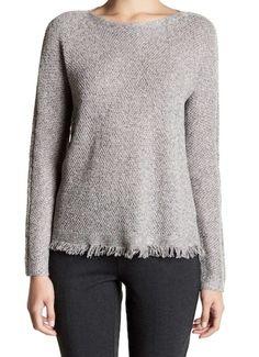 e70bbc1f761 Bateau Neck Dolman Linen Dark_pearl Sweater. Eileen FisherAuthenticityFree  ...