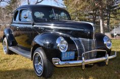 1940 Ford Deluxe Deluxe Opera Coupe for sale Vintage Cars, Antique Cars, Ford Shelby, Hood Ornaments, Henry Ford, Ford Motor Company, Old Cars, Cars For Sale, Hot Rods
