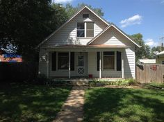 This property is brought to you by Nate Parks (785) 223-2700 of RE/MAX Signature Properties (785) 579-5300.  This 3 bedroom, 2 bath home has been remodeled throughout.  The main floor has the  original wood floors refinished which includes living room, dining room and two spacious bedrooms. Main floor bath has new fixtures and tile. Kitchen has new cabinets, sink, flooring, and appliances.  There is a laundry room off the kitchen on the main floor. Plenty of storage in master bedroom ...