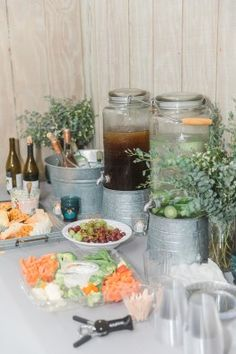 This Charleston beach wedding proves that boho beach vibes are not reserved for West Coast brides, as shown by Ava Moore Photography. Wedding Food Bars, Wedding Ideas, Folly Beach, Rustic Wedding, Table Decorations, Bride, Wedding Bride, Bridal, Wedding Ceremony Ideas
