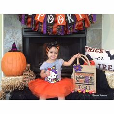 Personalized Halloween Tote Halloween Tote Trick by QueensBanners