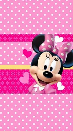 Minnie Mickey E Minnie Mouse, Mickey Mouse Clubhouse Birthday, Minnie Birthday, Disney Mickey, Walt Disney, Mickey Mouse Wallpaper, Disney Wallpaper, Iphone Wallpaper, Image Minnie