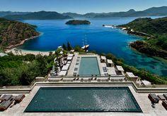 D-Hotel Maris, Hisarönü, Turkey