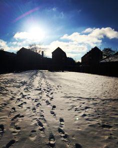 Winter in Denmark❄️❄️