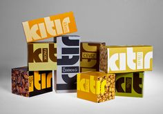 """Kıtır"" Branding and  Packaging Design"