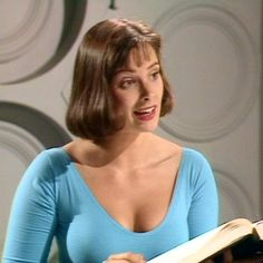 Doctor Who The Very Beautiful Peri Brown Played By Nicola Bryant
