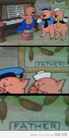 Old school cartoon were the best