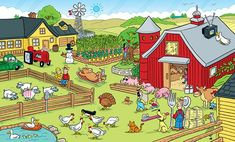 What's Wrong with these pictures? on Behance Silly Pictures, Hidden Pictures, Action Pictures, Speech Therapy Activities, Language Activities, Speech Language Therapy, Speech And Language, Spot The Difference Kids, Picture Comprehension