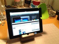 DIY amplification ear for your iPad