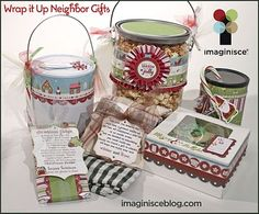 Simple Neighbor Gifts