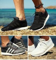 Adidas Originals Los Angeles - Sneakers - Core Black/White