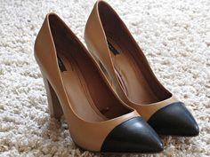 zara shoes ... I own them! <3