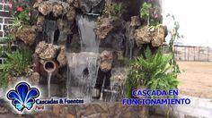cascadas artificiales, fuentes de agua, muro lloron, velo de agua, panel...