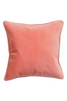 Sametový povlak na polštářek | H&M