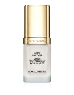 The nail care | Dolce & Gabbana Beauty