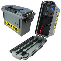 New Item! Hammo-PWR™ Portable Power Box