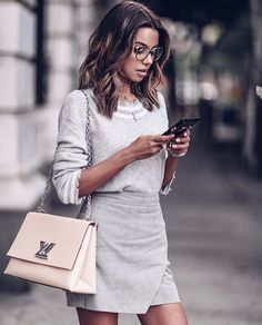 Beautiful @vivaluxuryblog ... | The Best Total Street Style Fashion Looks To Inspire You
