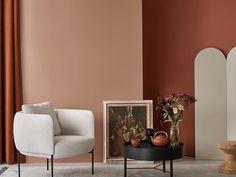 Interior Color Trend 2018: Terracotta