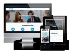 Rapture - Drupal  Business Template by Ordasoft  on @creativemarket