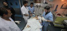 En los últimos dos meses, el número de títulos emitidos por la AP para permitir que los habitantes de Gaza puedan viajar fuera de la franja para recibir tratamiento médico ha caído de más de 2.000 …