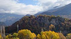 Últimos coletazos del otoño sobre el valle de Tena