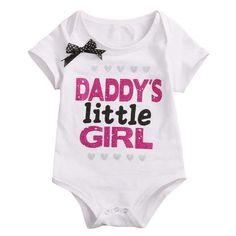 Cute Newborn Baby Girl, Baby Girl Romper, Baby Bodysuit, Baby Girls, Tween Girls, Bodysuit Costume, Baby Daddy, Kids Girls, Jumpsuit For Kids