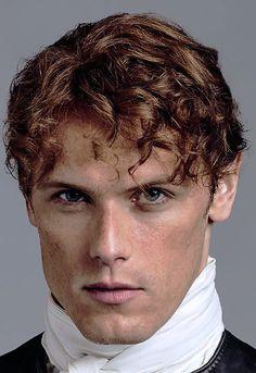 Gorgeous Jamie close-up