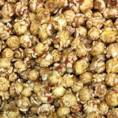 In Chicago at the the 1893 Chicago World's Fair caramel popcorn was first introduced. It was an instant smash hit, and since then, gourmet caramel popcorn has become an iconic American snack food. Mat
