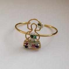 #pulseramenina #cqjoyas #goldfield #gemstones #malaga #arte #joyas