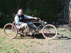 Delgado Chopper Cycles : Trike(triciclo) Kustom Kruiser I DCC    Trike(triciclo) Kustom Kruiser II DCC    apto dos personas.    http://delgado-chopper-cycles.blogspot.com/ | delgado_chopper