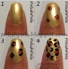 How to make ugly nails beautiful