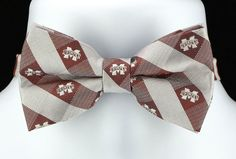 New Mississippi State University Mens Bow Tie Adjustable College Logo Bowtie #EaglesWings #BowTie