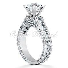 Princess Cut Diamond Engagement Ring Under 1000 33