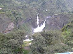Cascada de Agoyan - Baños Ecuador