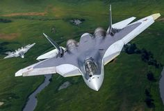 Sukhoi PAK FA T 50 Russian Fighter