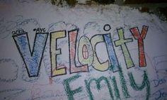 By Desiree Weldon    #velocityyouthculture    #hueys