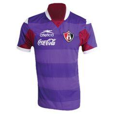 Atletica Atlas 2012 2013 Third Jersey Football Mexicano 8427f0041154f