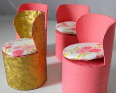 Selber machen: Basteln mit Klopapierrollen | STERN.de