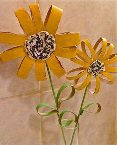 The Cutest Sunflower Craft You've Ever Seen  #MyPerfectMothersDay