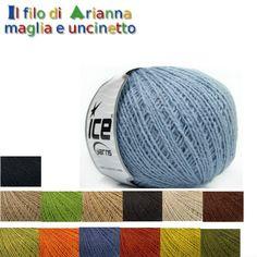 http://ilfilodiarianna.yarnshopping.com/wool-fine-50-lilla#picture composizione :50% Lana, 50% Acrilico Dimensione ago :3 - 3 mm