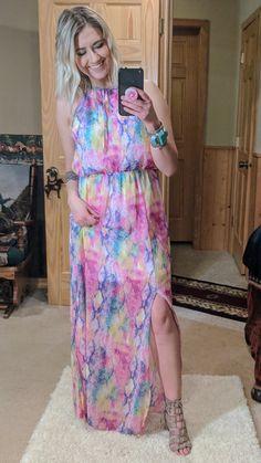 52639bcddb30e3 Rainbow Maxi Dress https   www.kinleerose.com collections new
