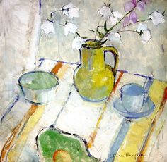 The Yellow Jug / Anne Redpath