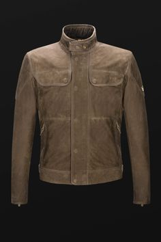 KENSINGTON BLOUSON - leather - jackets - man - Matchless London