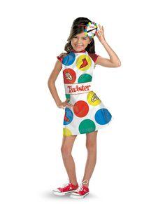 Halloween costume twister