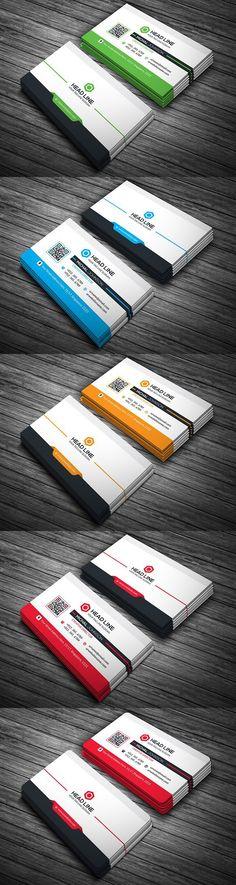 Head Line Business Card