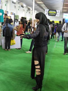 Comic Con Bangalore fun!