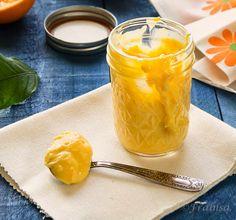 La cocina de Frabisa: Cómo hacer Orange Curd- Crema de Naranja
